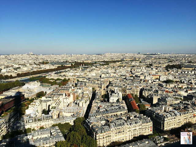 View Eiffel Tower Paris