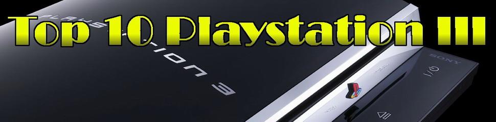 Top 10 des meilleurs jeux PS3