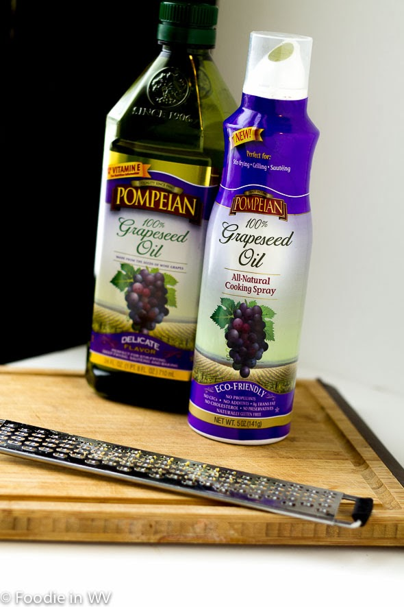 Pompeian Grapeseed Oil Products