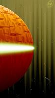 fond ecran planette high tech N97 X6 5230