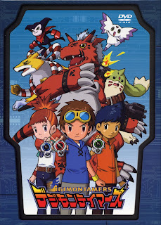 Digimon 3 Tamers - (Latino) (MP4 Celular) (MF) ~ RESUBIDO
