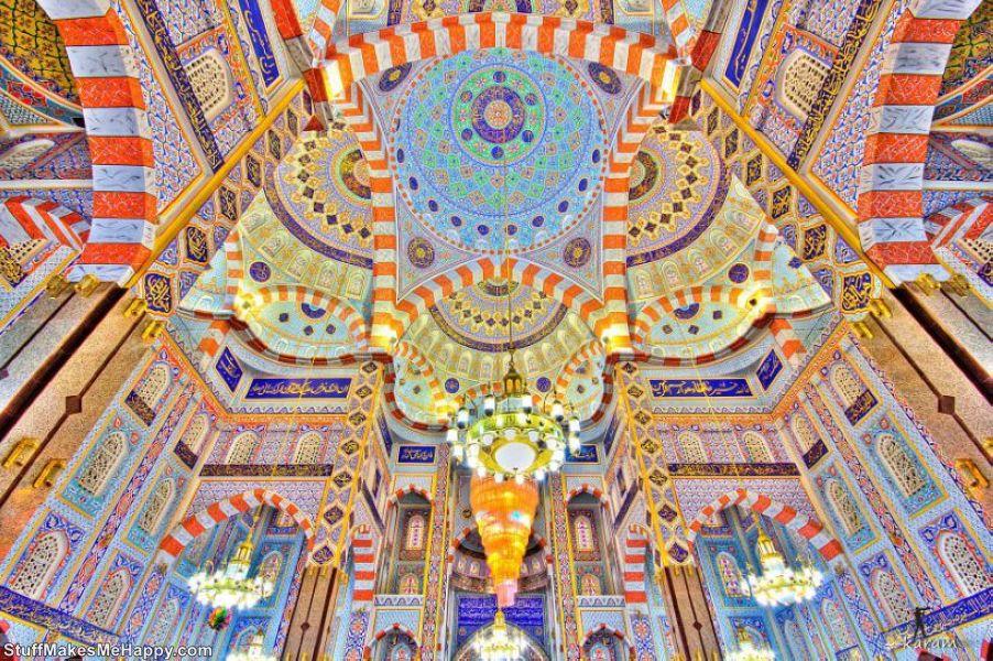 Jalil Khayat Mosque in Erbil - Iraq