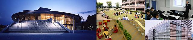 Cơ sở vật chất trường đại học Nihon Nhật Bản