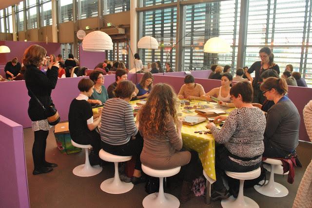 Entrepreneuses cr atives organiser un atelier cr atif - Magasins creation et loisirs ...