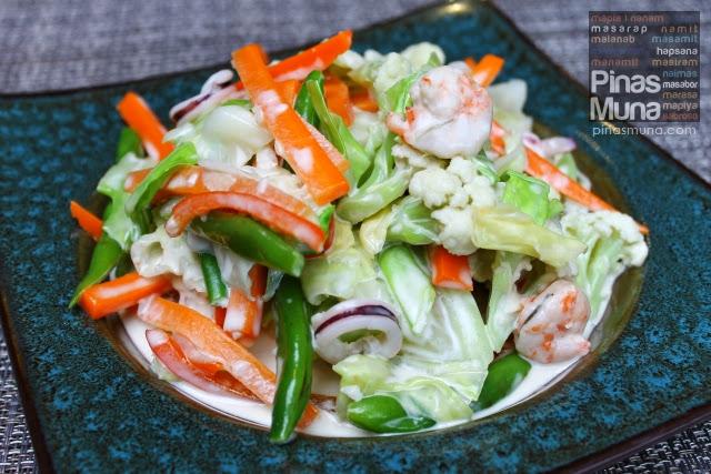 Tiago Chopsuey Salad