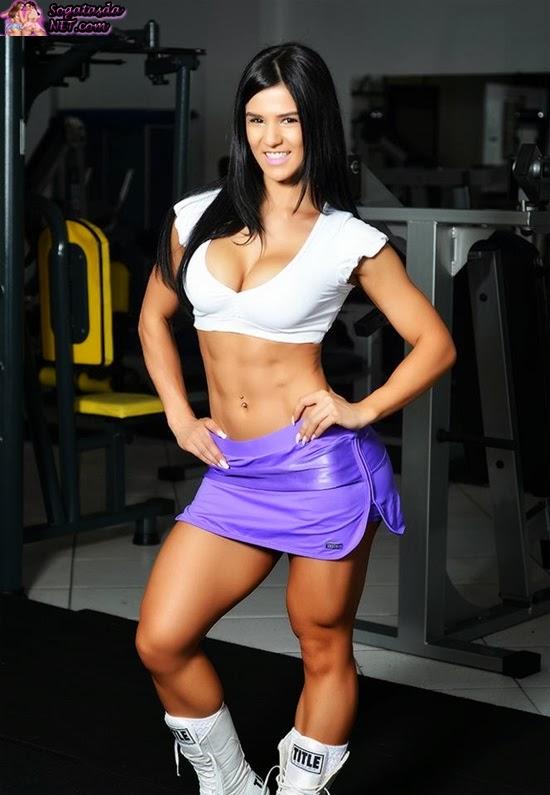 A Musa do Fitness Eva Andressa - Foto 53