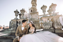 Dr Victor Teng & Sara Shantelle Lim's Pre-Wedding Photos at PORTO CATHEDRAL (PART 2)