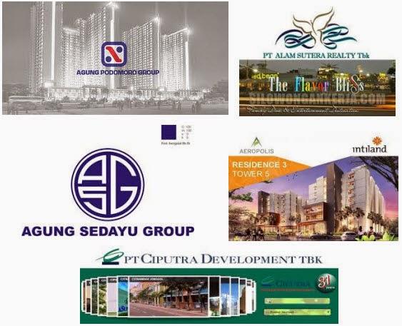 Daftar Developer Property Indonesia Terbesar