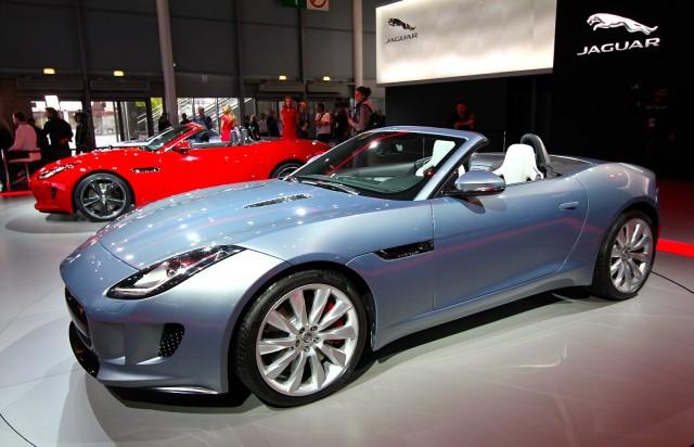 jaguar f type reviews