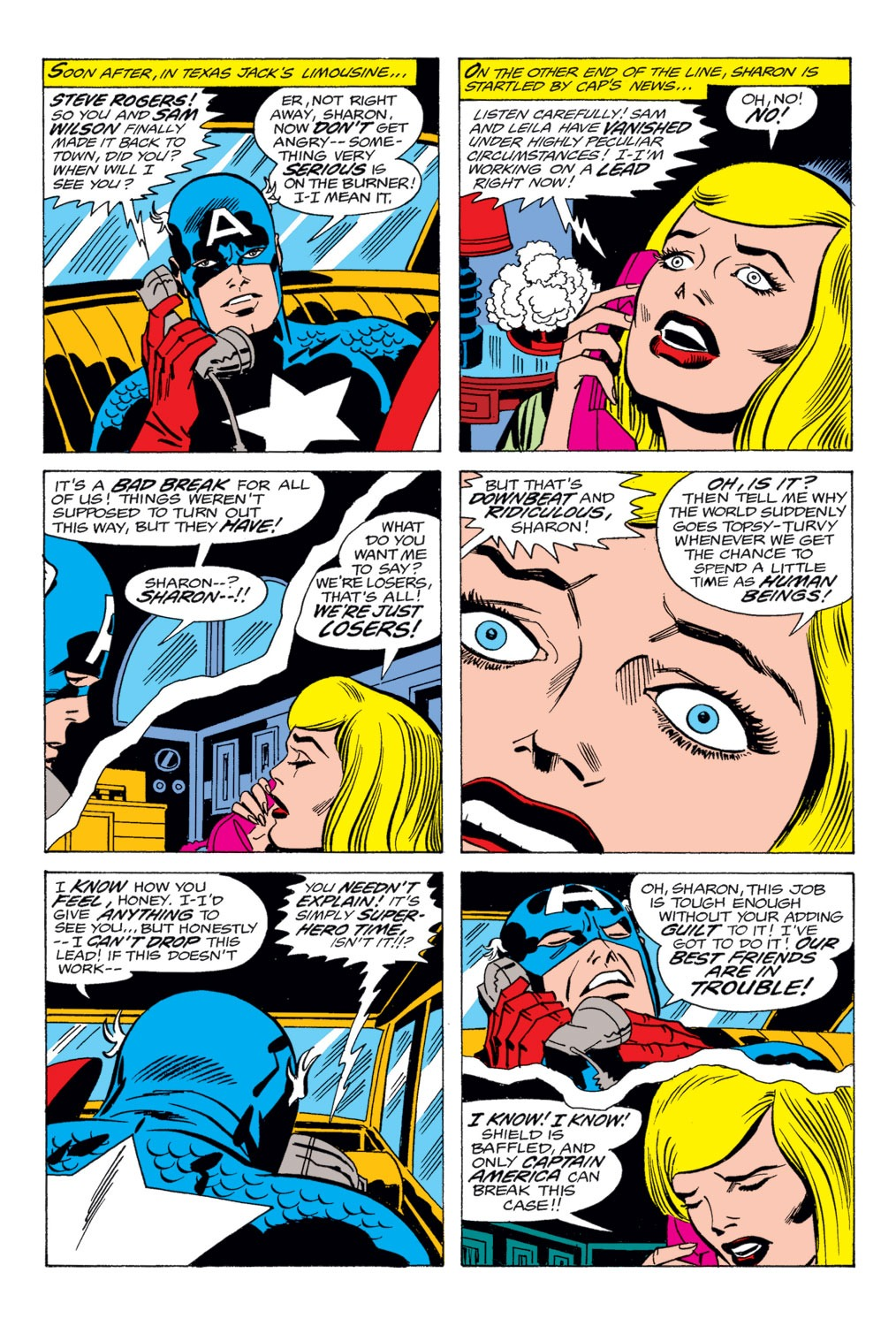 Captain America (1968) Issue #202 #116 - English 11