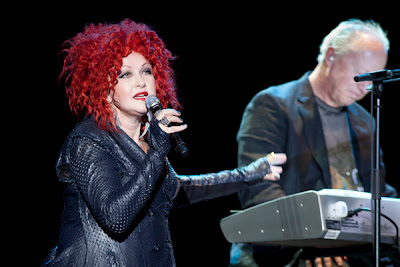 Cyndi Lauper Memphis Blues Tour