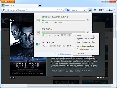 Firefox 21.0 Beta 2