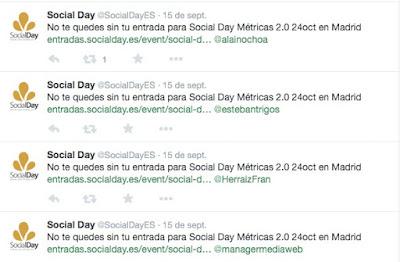 Twitter SocialDay