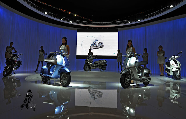 Vespa 946 | 2013 Vespa 946 First Look | Eicma 2012