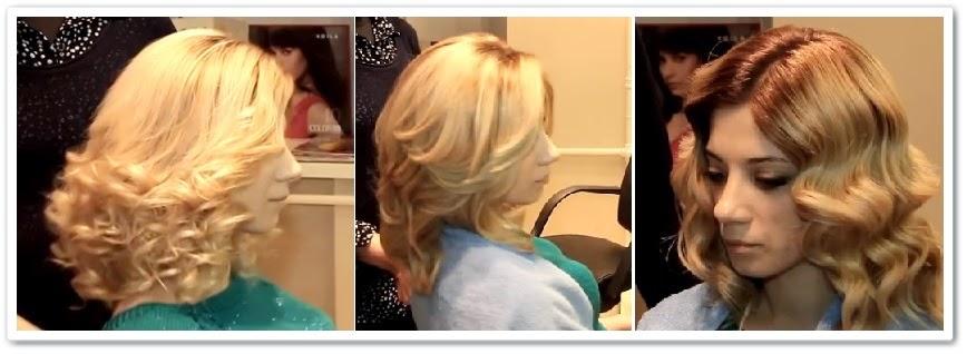 видео урок Модные стрижи и прически на средние волосы