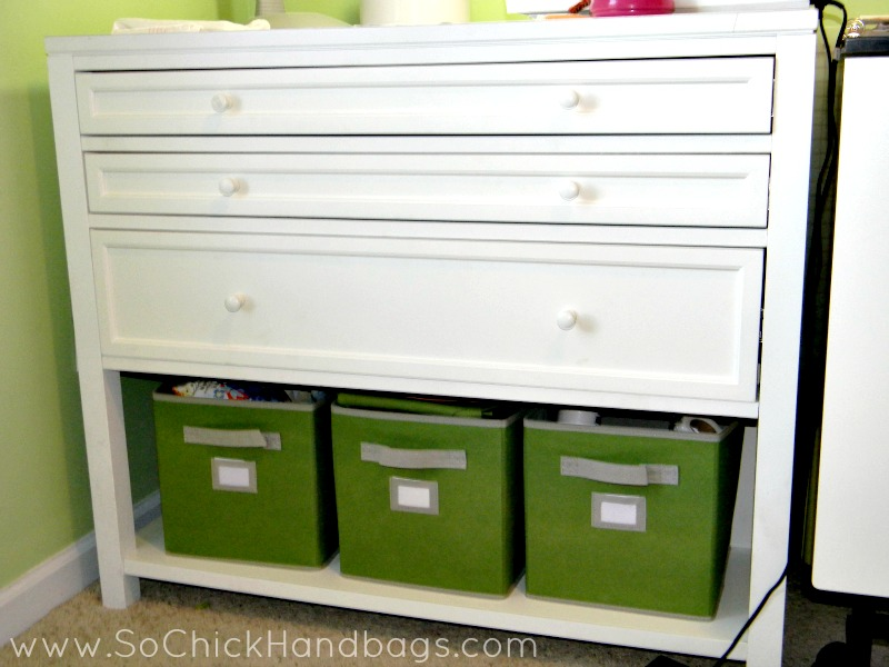 So Chick The Blog My New Martha Stewart Craft Cabinet A