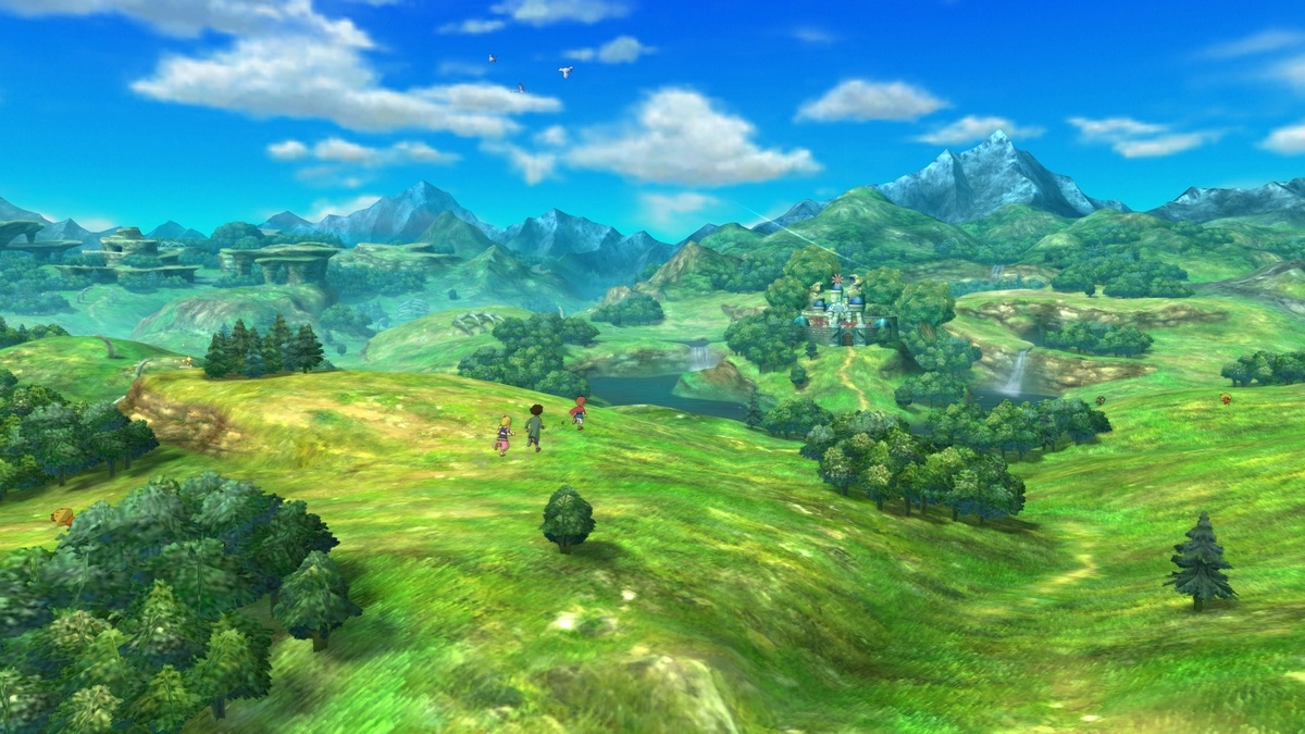 Ni No Kuni HD & Widescreen Wallpaper 0.818063547840516