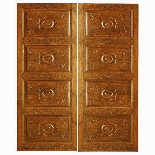 Fotos de puertas imagenes de puertas de madera para exterior - Fotos de puertas de madera ...