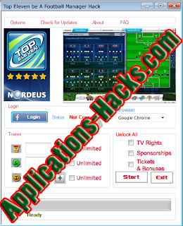 Top Eleven Football Manager Cheats and Hack v.4.11