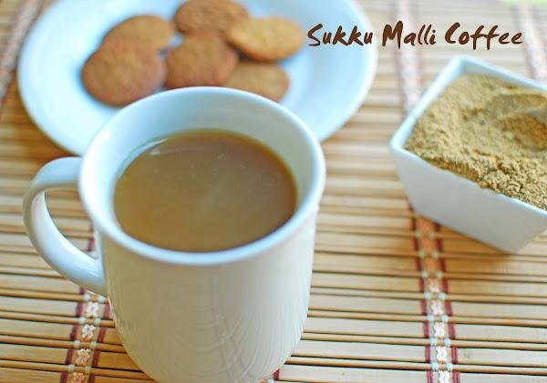 Sukku Malli Coffee