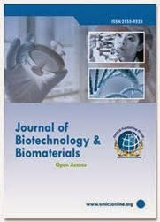 <b><b>Supporting Journals</b></b><br><br><b>Journal of Biotechnology &amp; Biomaterials </b>