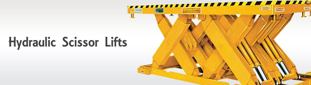 Hydraulic Scissor Lift In India