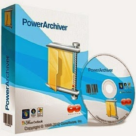 Power Archiver 2013 14.05.01 Free Full Version Download