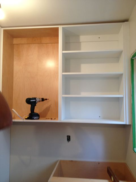 Misha and Mia: Our new formaldehyde-free cabinets are here ...