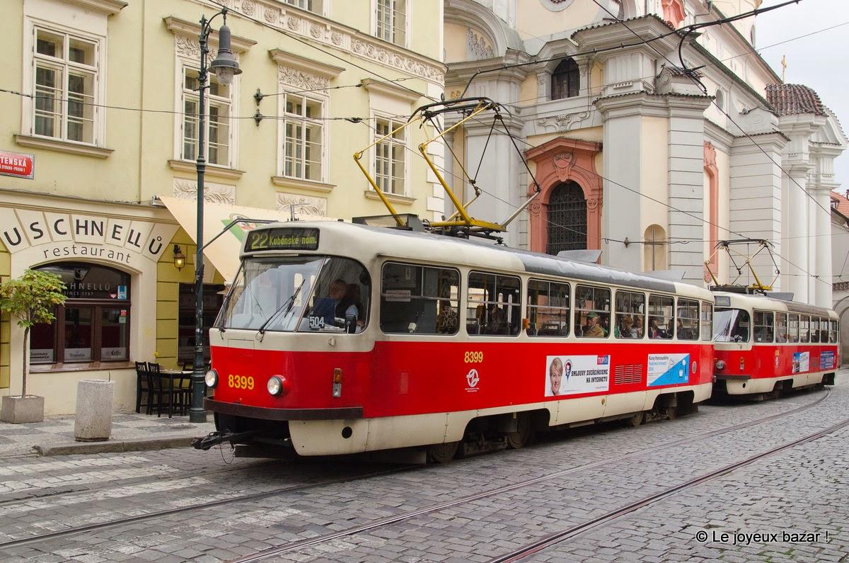 Prague - tram