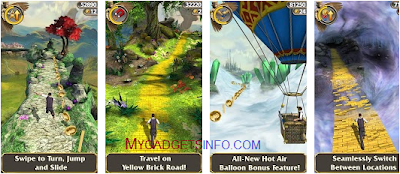 Direct Download Temple Run: Oz Android Game