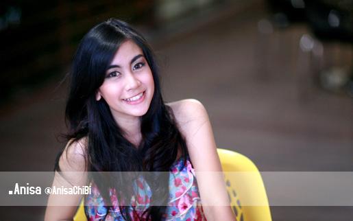 ANISA CHERRY BELLE - Foto Profil Anisa Chibi