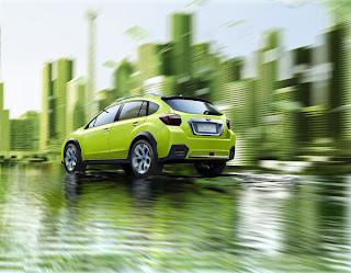 Subaru XV Concept Pictures