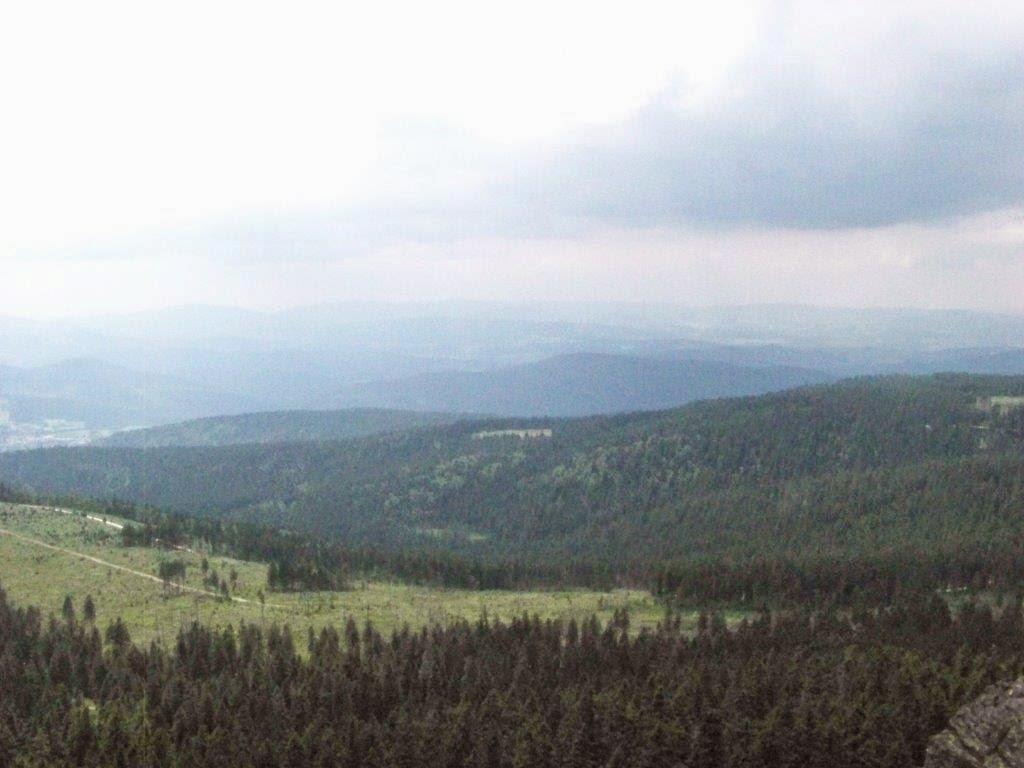 Berg Aussicht