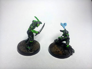 NINJAS - YU JING - INFINITY THE GAME