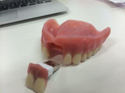 Dentier USB