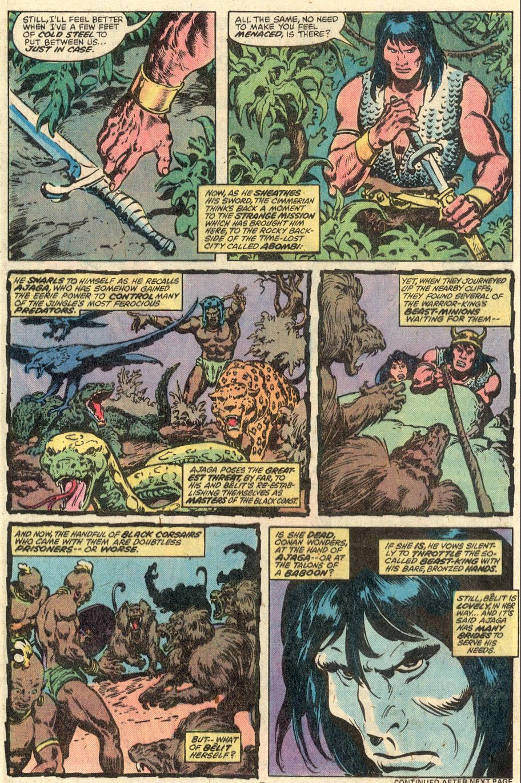 Conan the Barbarian (1970) Issue #95 #107 - English 6