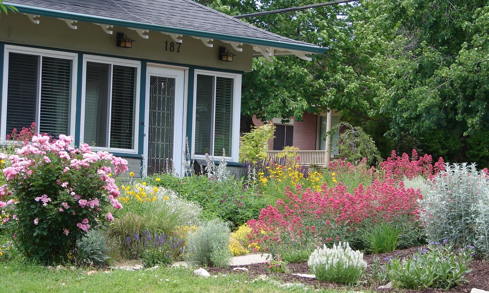 New Utah Gardener Waterwise Gardens In Utah