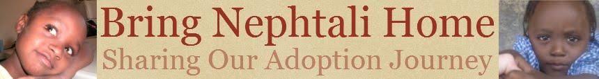 Bring Nephtali Home
