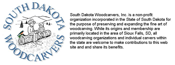 South Dakota Woodcarvers
