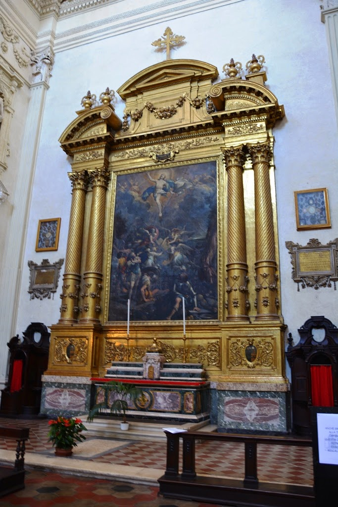 Church Santissimo Salvatore Bologna