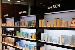 Магазины корейской косметики в москве миша