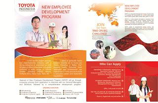 Rekrutmen PT Toyota Motor Manufacturing Indonesia di Kampus IPB