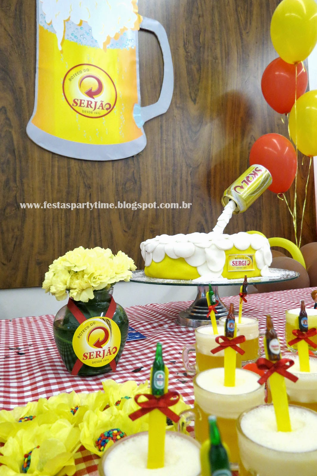 Party Time Festa do Boteco