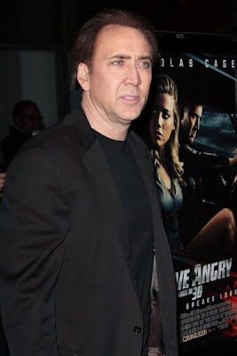 Nicolas Cage Created Ruckus at Tattoo Parlor Before Arrest