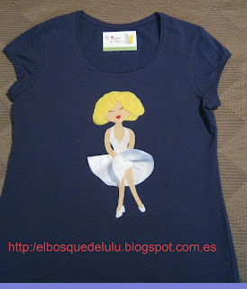 camiseta-dustomizada-fieltro-marilyn