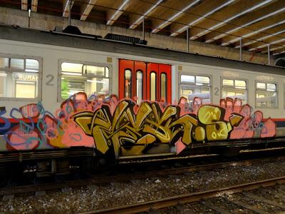 Graffiti free style