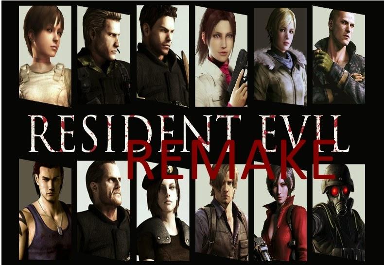 Remake Resident Evil 1