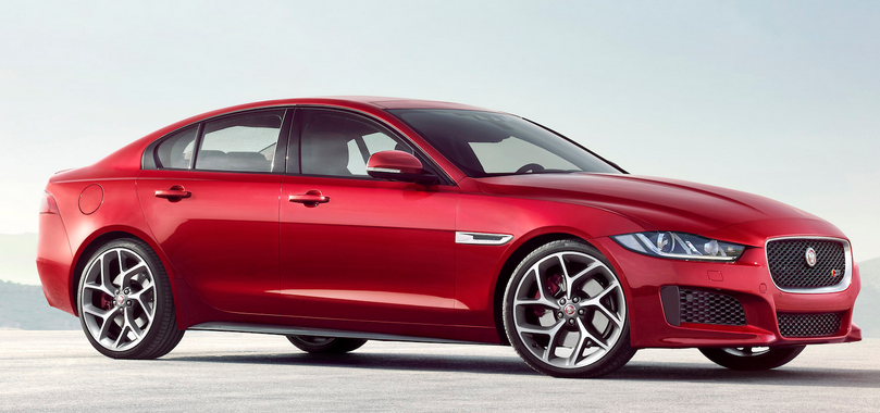 2017 Jaguar XE Review and Release Date
