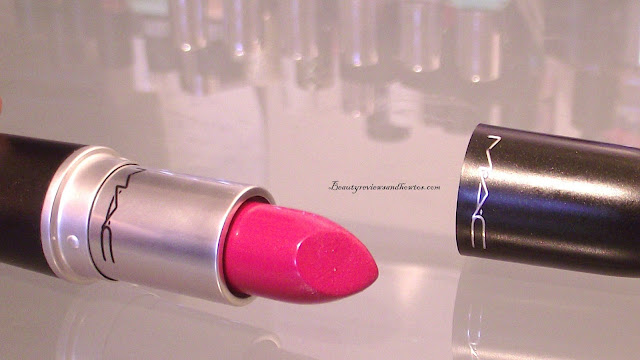 MAC Cremesheen Lipstick Review - Lickable