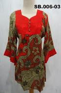 Mau Busana Batik Modern yg trendy,murah dan berkualitas? Hanya di Rmh Batik Jawa Pati